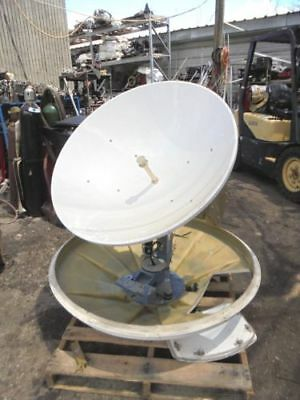 Seatel vessel communications satellite domes model 4004 and 4006