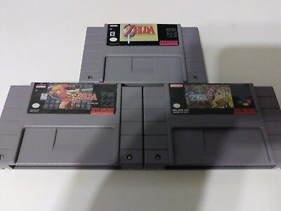 Legend of Zelda A Link to the Past Parallel Worlds Goddess of Wisdom SNES Repro