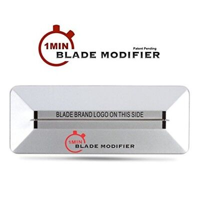 1Min Blade Modifier by The Rich Barber | 1 Minute Clipper Sharpener Tool for And