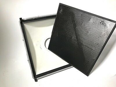 Elinchrom 44Cm Square Reflector With Grid
