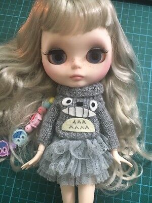 Muñecas Modelo Icy Faceplate Custom Doll Eliseodolls Matching In Colour