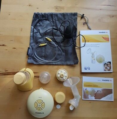 Medela Swing Electric Breast Pump Newborn Breastfeeding