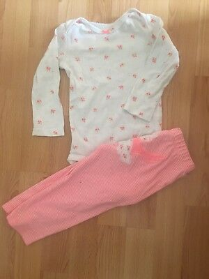 Baby Girl Carters 12-18 Months