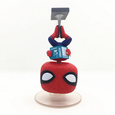 Cartoon Spider-Man:Homecoming #259 With Box PVC Action Figure Collection Toys