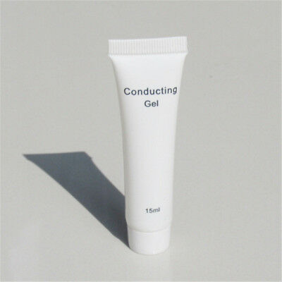 Conductive Gel For TENS Massager ECG Disposable Tiny LDPE 15ml 0.5 OZ Tube