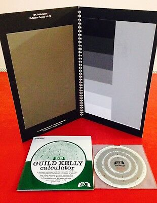 Guild Kelly Cinematographic Calculator Disc For 16mm (Imperial) Depth Of Focas