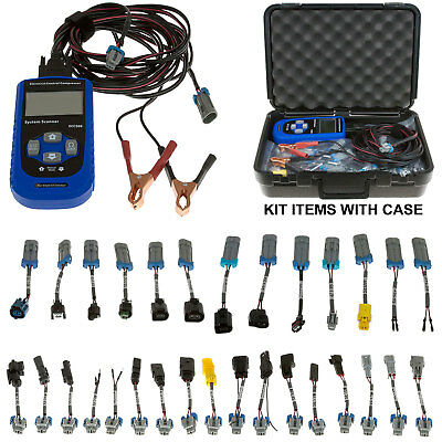 Auto Ac Compressor Direct Drive Clutchless Compressor Tester Electronic Valves