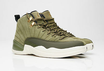 Air Jordan Retro XII 12 CP3 Chris Paul Class of 2003 Olive 130690-301