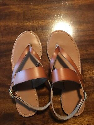 Girls Size 2 Cat & Jack Sandals