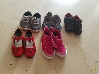 Lot toddler shoes