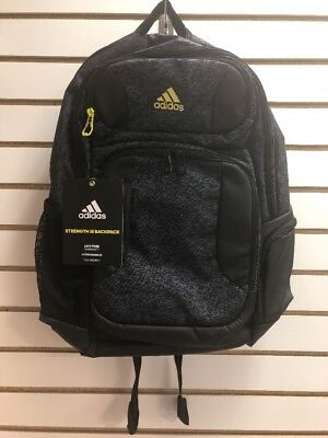a43f83720580 ADIDAS - STRENGTH III Backpack -  48.00