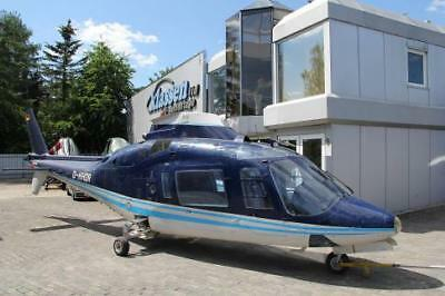 Helicopter Agusta A109A II