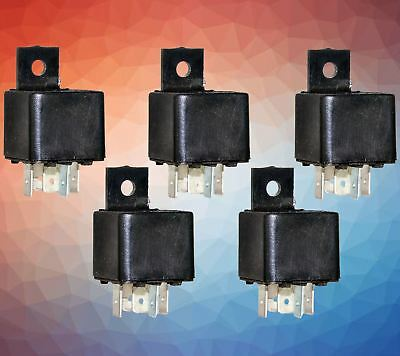 5 x 5 PIN 24 V 20A RELAY SWITCH FOR CARS & BIKES  REALY 5 , RELAY5