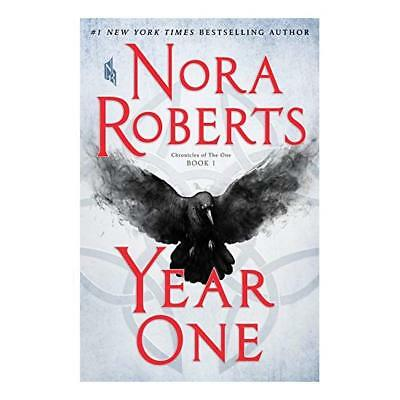 9781250164872 Year One: Chronicles of The One, Book 1 - Nora Roberts