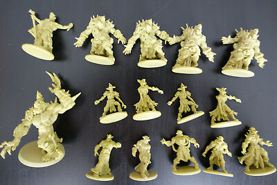Zombicide Green Horde 15 extra Zombie Orks