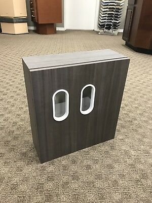Glove And Paper Towel Dispenser Cabinet/Case