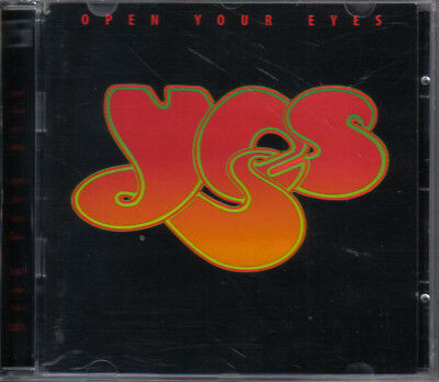 CD- Yes /  Open Your Eyes 1997