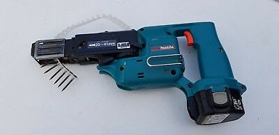 makita autofeed screwdriver 12v
