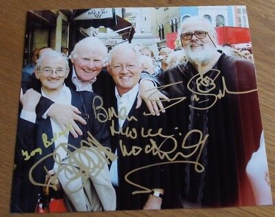 Krew Kats Wildcats Signed Pp Photo. Big Jim Sullivan,bennett,belcher,locking