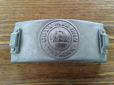 Ww1 Imperial German Army Belt Buckle