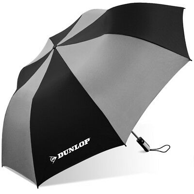 Dunlop Folding Two-Person Rain Umbrella 56-DL