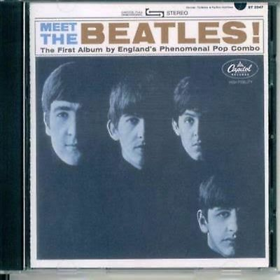 Meet the Beatles CD! ST2047