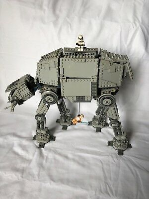 LEGO Star Wars Motorized Walking AT-AT (10178) complete minus box - Instructions