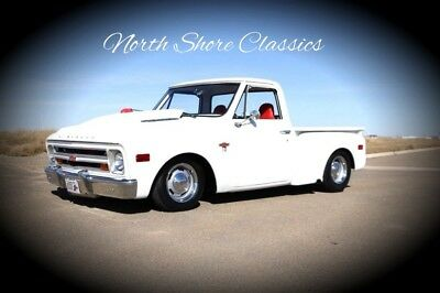 C-10 -PRO TOURING-SUPERCHARGED W/TWIN TURBO'S AND AIR R 1968 Chevrolet C-10 for sale!
