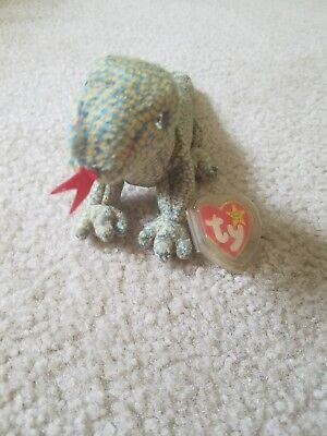 1999 Ty Beanie Baby Scaly EXCELLENT CONDITION!!