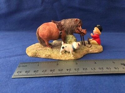 Thelwell figurine 'Don't Do That!'
