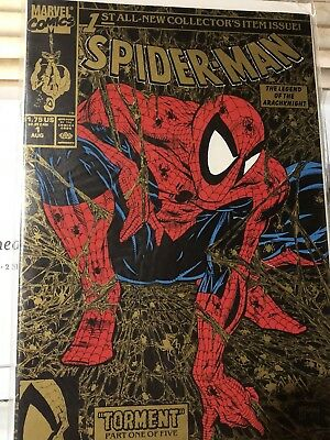 Spider-Man Torment Collectors Item Issue