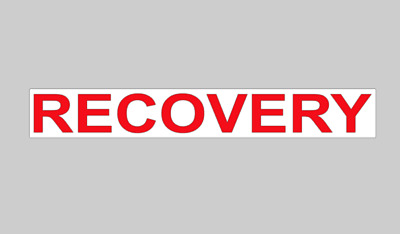 RECOVERY MAGNET Breakdown Rescue AA RAC Broken Down Tow Garage Mechanic Trailer