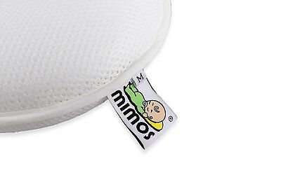 MIMOS Baby Pillow Bundle (Size XXL: 5-18 month) Pillow + Pillow cover