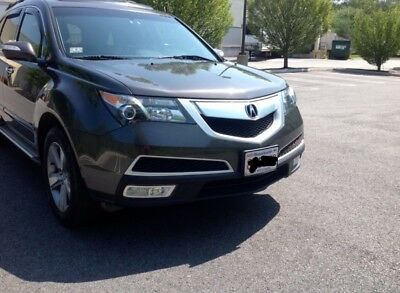 2011 Acura MDX Technology package Acura Mdx