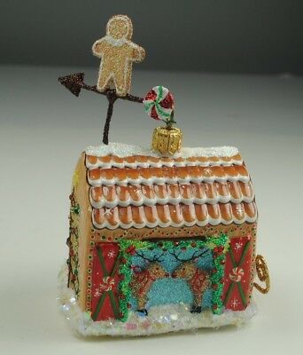 Patricia Breen Ornament Christmas At The Barn Gingerbread House Exclusive 2007