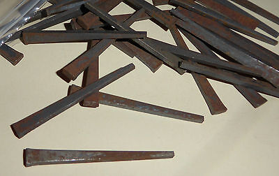 Vintage 2 inch Cut Nails (Lot of 100)