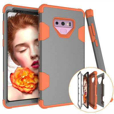 360° Shocproof Hybrid Full Protective Case Cover For Samsung Galaxy Note 9 S9+