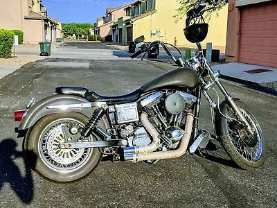 1993 Harley-Davidson Dyna  1993 Harley Davidson Dyna Low Rider FXDL
