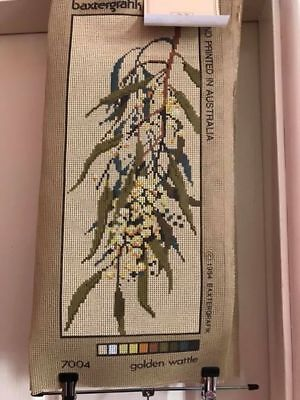 "Tapestry Canvas - ""Golden Wattle"" - BRAND NEW !!!!"