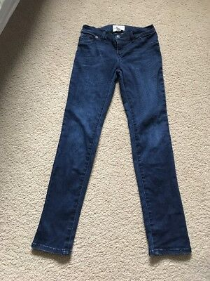 COUNTRY ROAD Blue Denim Jeans - Size 8 (Girls) - EUC