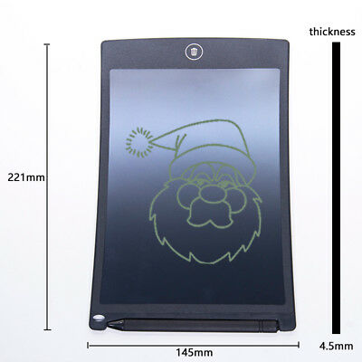 Sketchpad Portable Smart LCD Writing Tablet Electronic Kids Toy Drawing Supplies