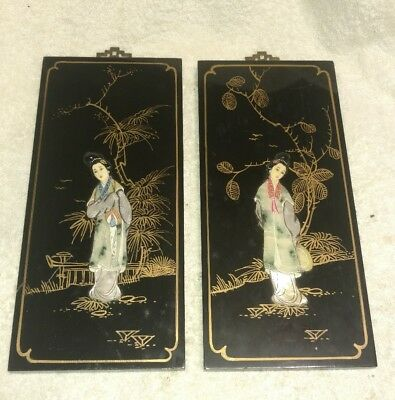 Holy Carpenter Church Asian Plaques Mother of Pearl