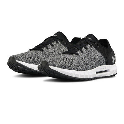 Under Armour Mujer Hovr Sonic Nc Correr Zapatos Zapatillas Gris Deporte Running