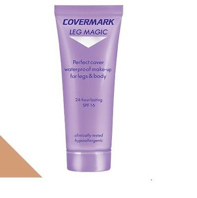 Covermark Leg Magic- Fondotinta Impermeabile Per Le Gambe E Il Corpo -Ml 50 N°11