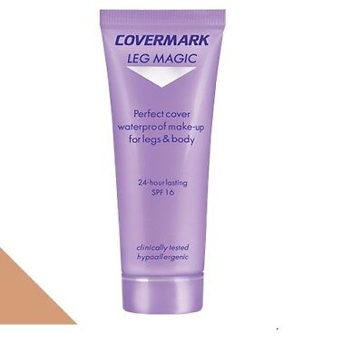 Covermark Leg Magic- Fondotinta Impermeabile Per Le Gambe E Il Corpo -Ml 50 N°4