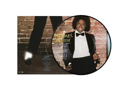 Michael Jackson - Off The Wall / LP, limited picture disc, pre-order