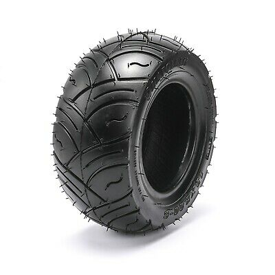 13 x 5.00 - 6 Slick Tyre Tubeless ATV QUAD Bike Gokart 4 Wheeler Buggy Mower