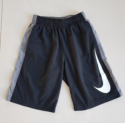 Nike Boys Shorts Dry Fit Junior Football Training Pants  Kids Size S
