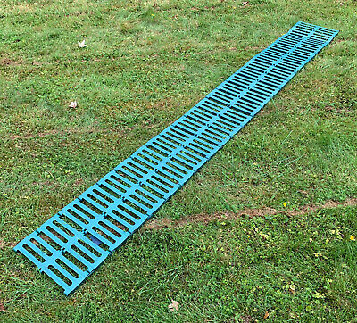 Garden Path Track Green Plastic Roll Out Plastic Grass Lawn Protector (3m Roll)