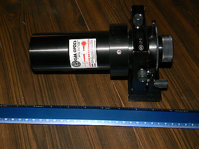 Special Optics UV Laser Beam Expander 351 / 364 nm on Newport 5-axis Mount LP2